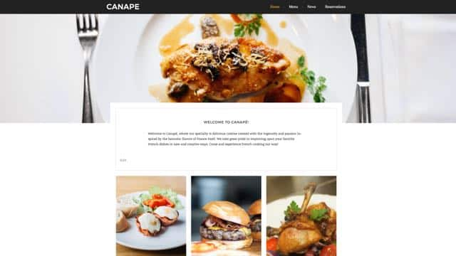 How-to Make a Restaurant Website With WordPress