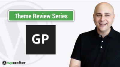 GeneratePress Review