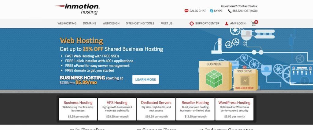 inmotionhosting-review