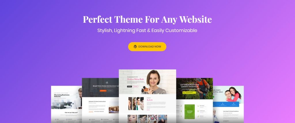 Themes That Work Great With Beaver Builder WordPress Page