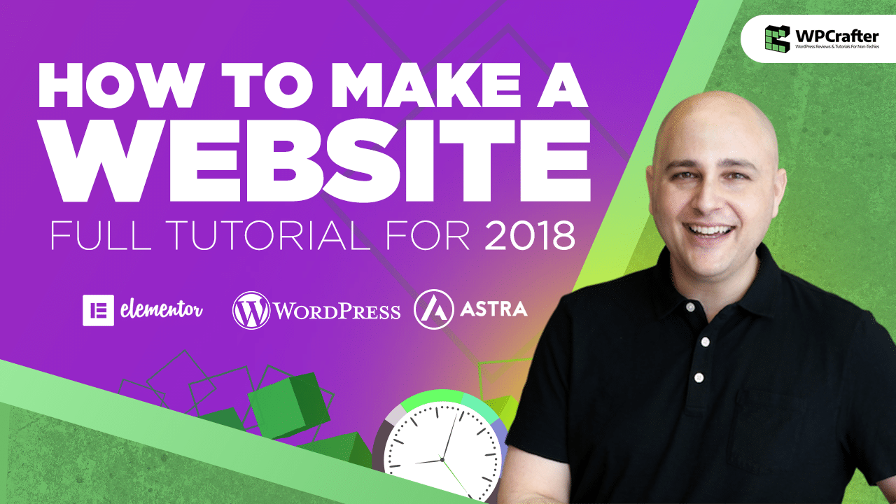 how to build an ecommerce website using wordpress