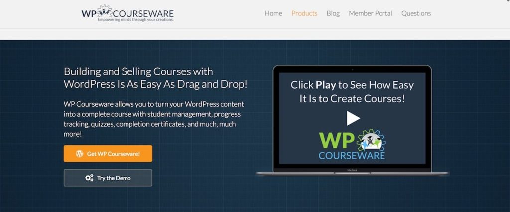 flyplugins-wp-courseware-website