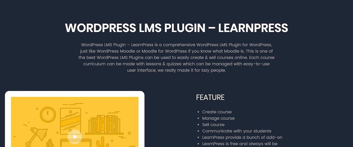 thimpress-learnpress-website