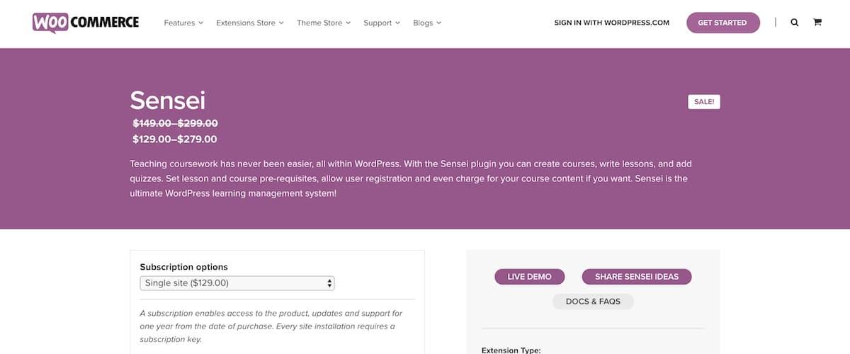 woocommerce-sensei-website