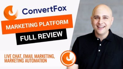 ConvertFox Tutorial And Complete Walkthrough - Perfect Alternative to Intercom, Drift, Drip, ConvertKit