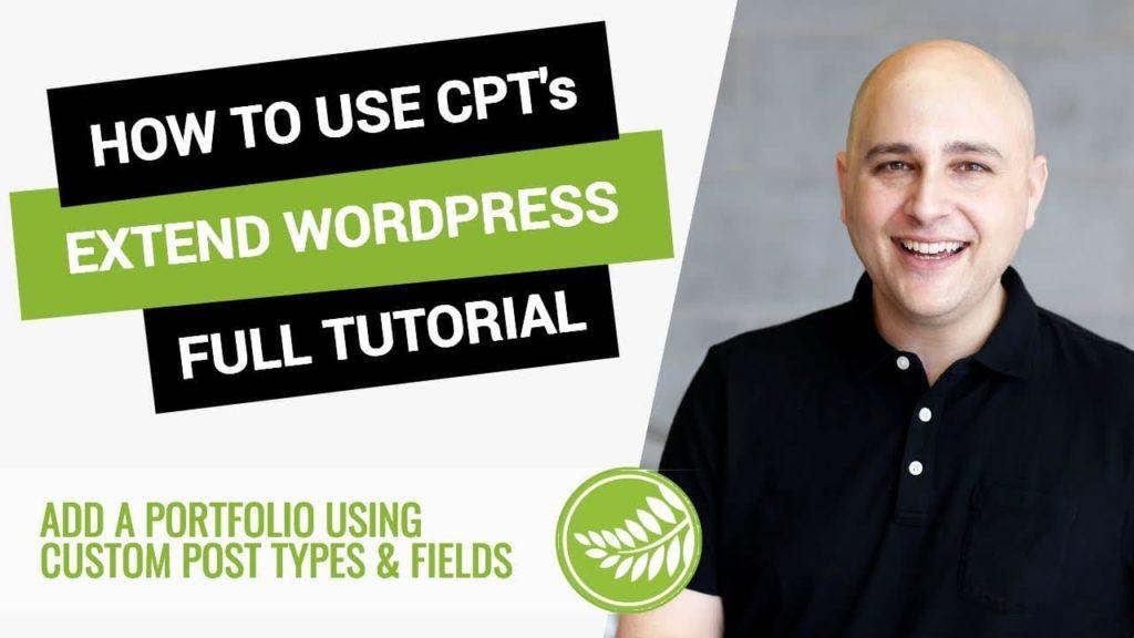 How To Do More With WordPress Using Custom Post Types & Custom Fields