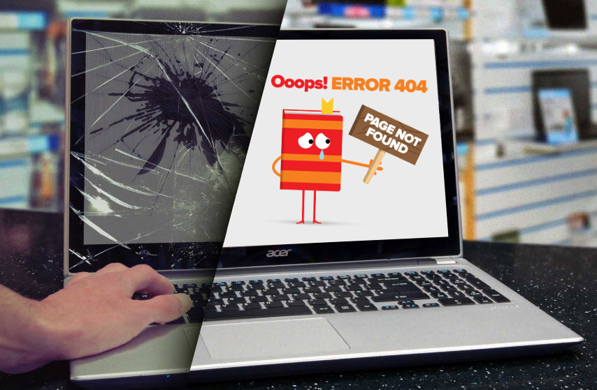 Fixing a broken website