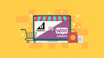 BigCommerce vs WooCommerce matchup